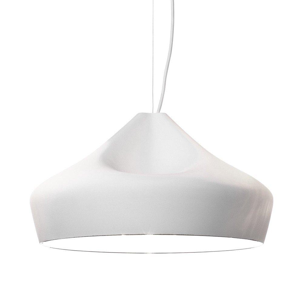 lampara de techo pleat box blanco