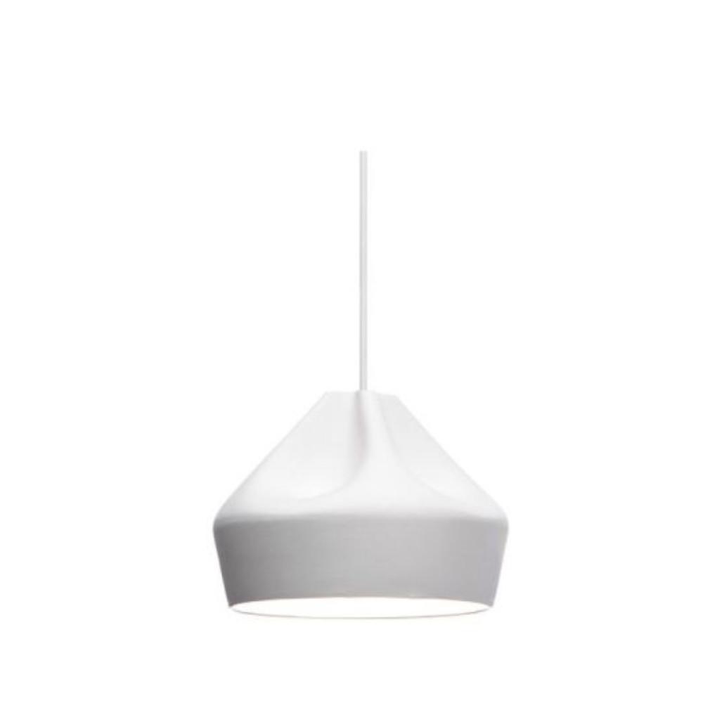 lámpara de techo pleat box 24 blanco