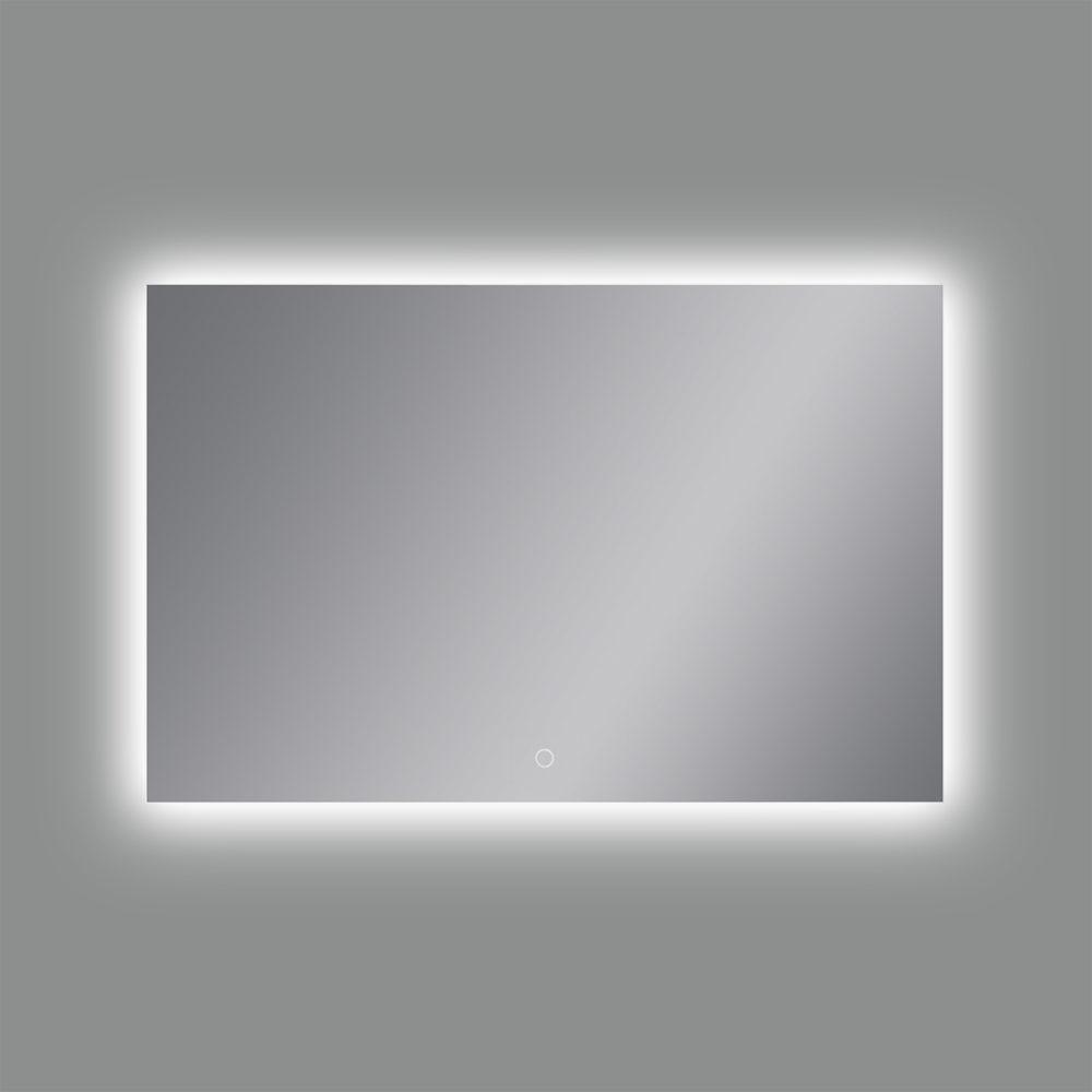 espejo con luz estela 61W