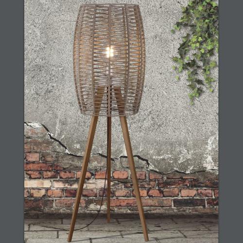 Lámpara de pie Poma