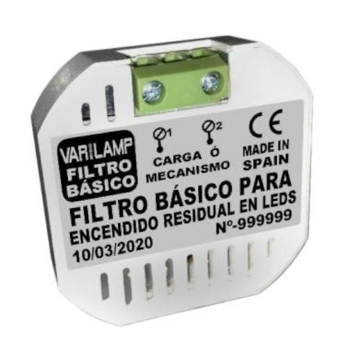 Filtro para luz residual